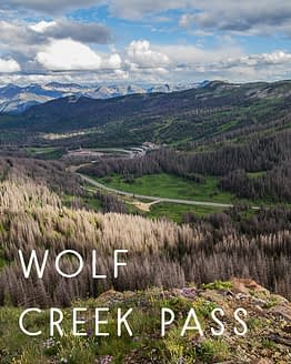 Name Wolf Creek Pass
