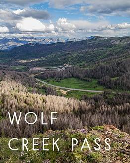 Name Wolf Creek Pass